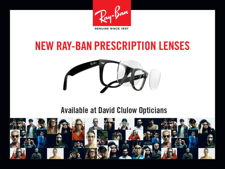 ray ban glasses david clulow  ray ban prescription lenses 960 x 720