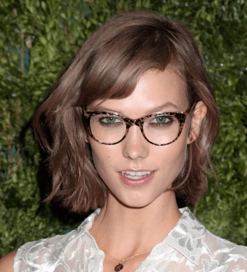 ff205ddfb9 Top 5 Beauty Tips For Glasses Wearers As Seen On The Catwalks And The Stars