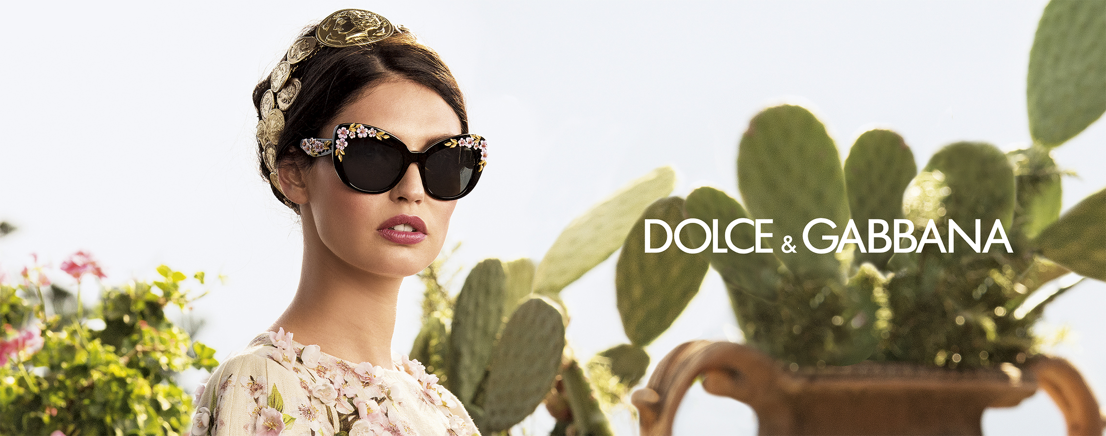 b5783a98248 Dolce   Gabbana Almond Flowers Collection - David Clulow