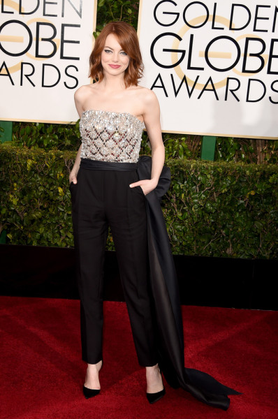 This Years Best Dressed at The Golden Globes