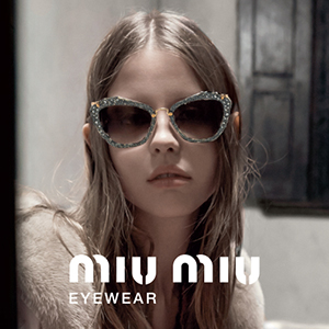 Spring Summer 2015 Miu Miu Noir Collection
