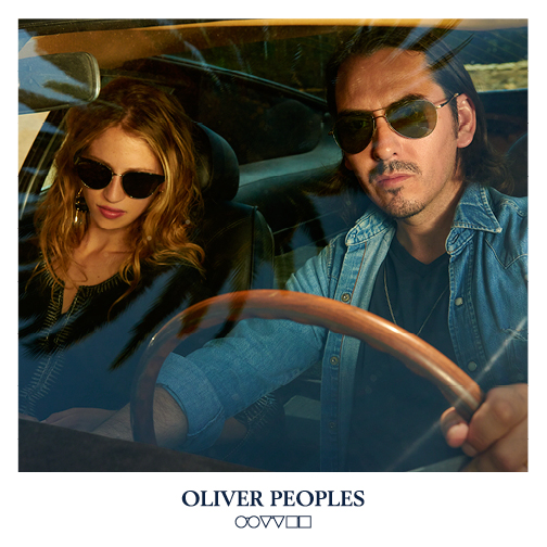 Discover The New Oliver Peoples 2016 Collection