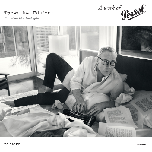 Discover the Persol Typewriter Collection