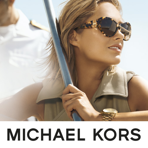 Jet Set Style: Discover The New Michael Kors Eyewear Collection
