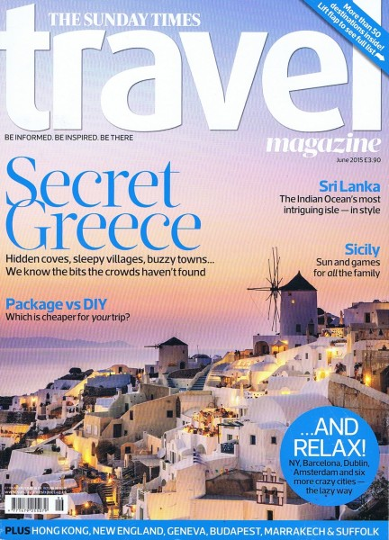 The Sunday Times Travel June 2015