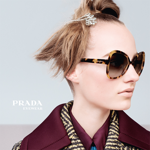 Introducing New Prada 'Soft Pop' Special Eyewear Collection