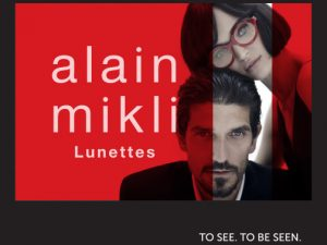 Alain Mikli – Frames To See As Well As To Be Seen