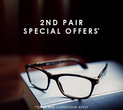 2nd Pair Special Offers