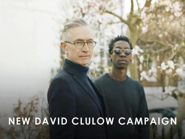 New David Clulow Brand Campaign