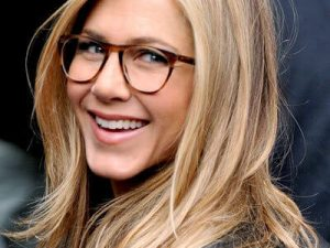 Celebrities and Eyewear