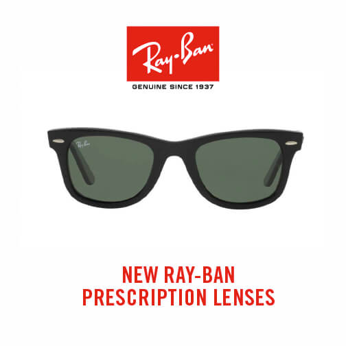 ray ban prescription sunglasses dublin  new ray ban prescription lenses now available