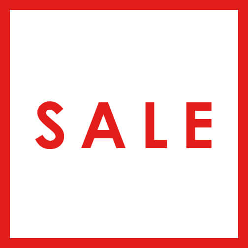 Sale Now On In-Store