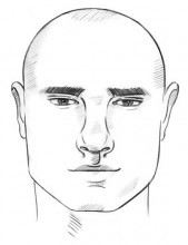 square face shape
