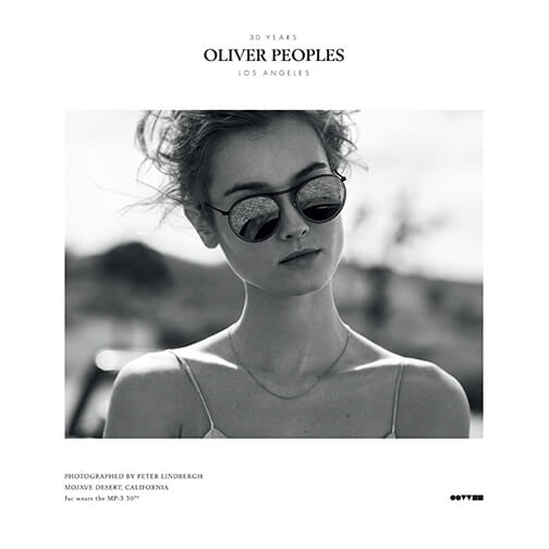 Oliver Peoples Summer 2017 Collection