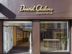Our New David Clulow Opticians Cheltenham