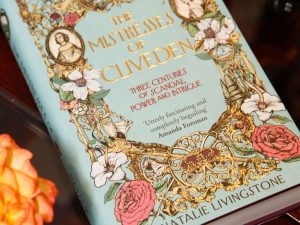David Clulow Opticians at the Cliveden Literary Festival
