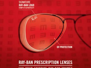 Ray-Ban Complete Pair From £219*
