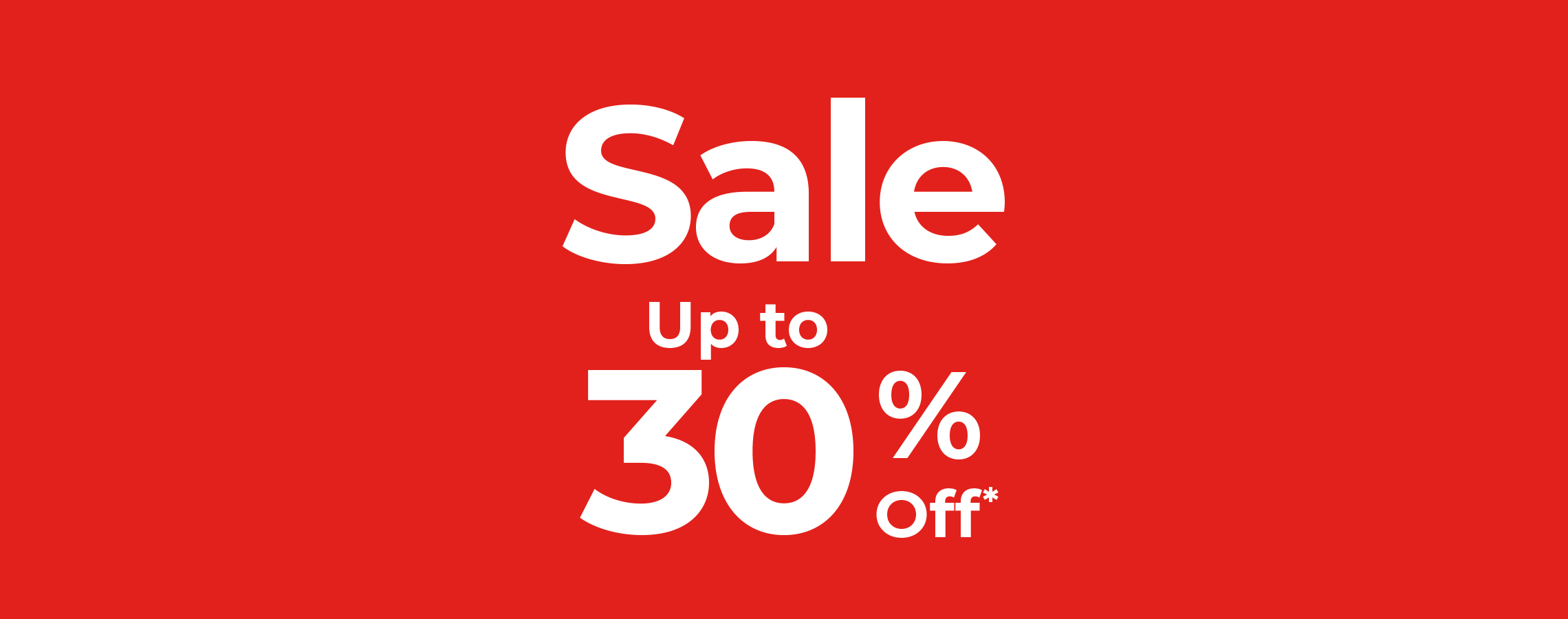 Shop up to 30% off* in the David Clulow Opticians Sale.