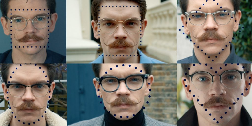 Choosing Glasses To Suit Your Face Shape David Clulow