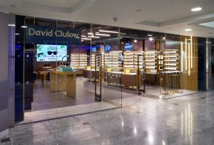 Cabot Place Opticians – Canary Wharf - London