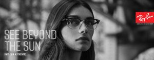 See Beyond The Sun - Ray-Ban Authentic