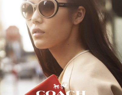 Coach Eyewear at House of Fraser