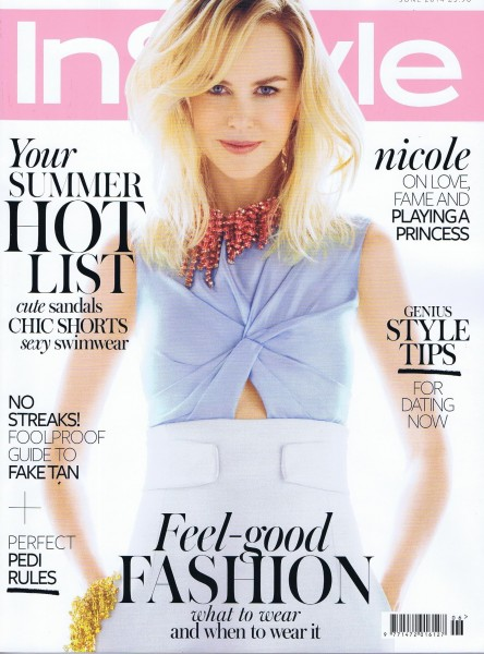 InStyle June 2014