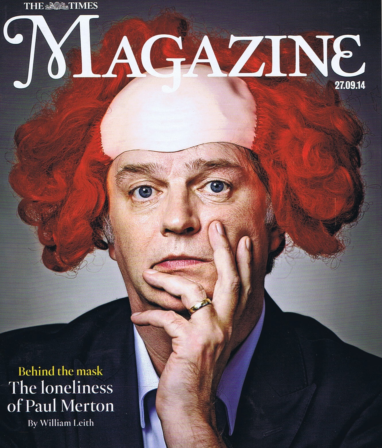The Times Magazine October 2014   David Clulow