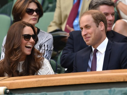 Kate Middleton opts for Ray-Ban again