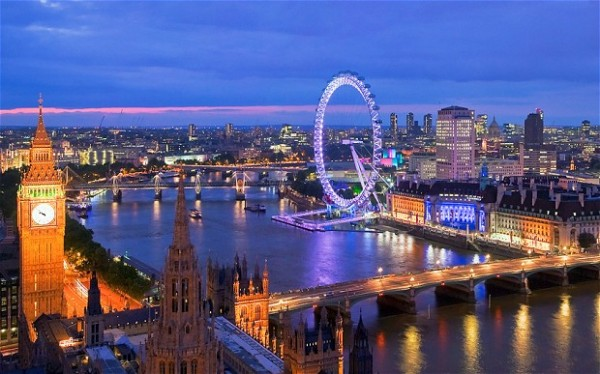 Summer in London – Rooftop Bars